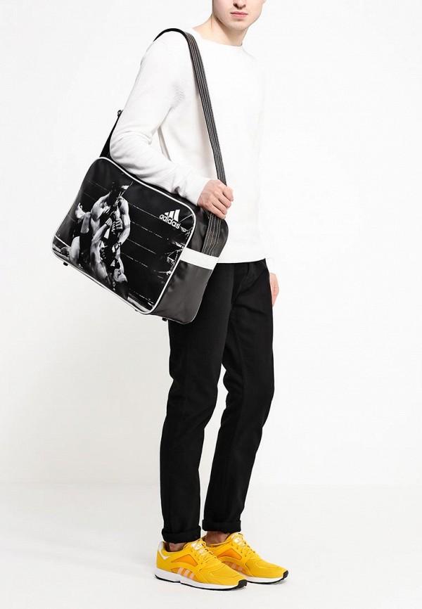 Спортивная сумка Adidas Combat (Адидас Комбат) adiACC111CS-M-L: изображение 4