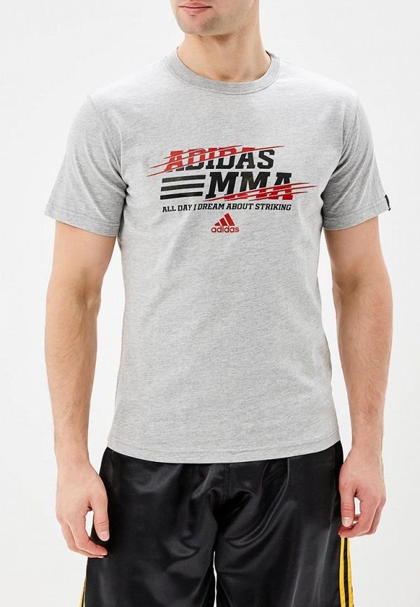 Футболка adidas Combat adidas Combat AD015EMBEAA5 adidas combat adidas combat ad015duddn21
