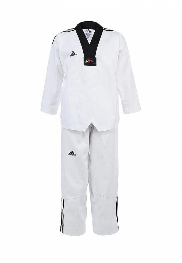 Спортивный костюм Adidas Combat (Адидас Комбат) adiTCB02-WH/BK: изображение 1