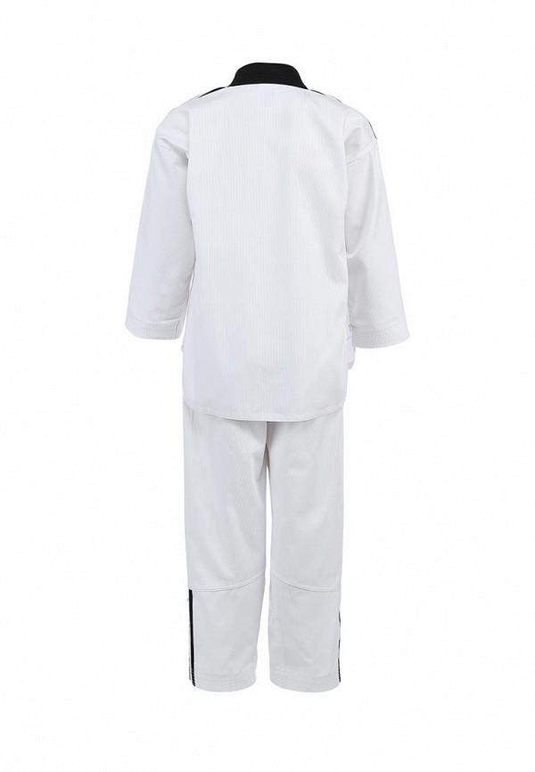 Спортивный костюм Adidas Combat (Адидас Комбат) adiTCB02-WH/BK: изображение 2