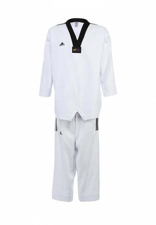 Спортивный костюм Adidas Combat (Адидас Комбат) adiTGM01-WH/BK: изображение 1