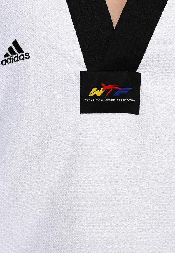 Спортивный костюм Adidas Combat (Адидас Комбат) adiTGM01-WH/BK: изображение 3