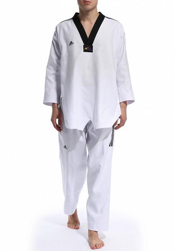 Спортивный костюм Adidas Combat (Адидас Комбат) adiTGM01-WH/BK: изображение 4