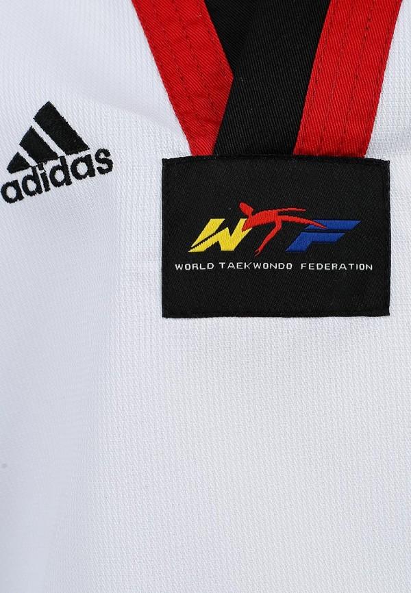 Комплект Adidas Combat (Адидас Комбат) adiTS01-WH/RD-BK: изображение 3
