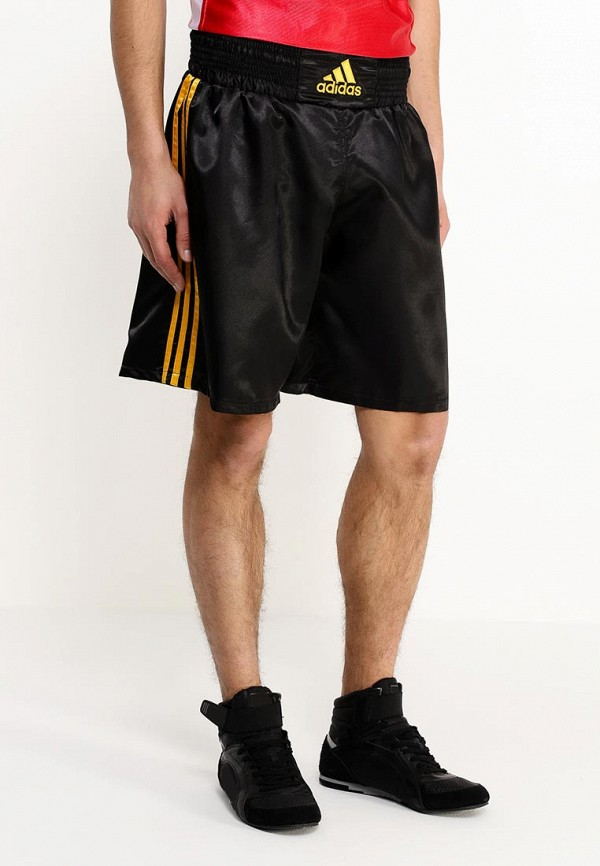 Мужские спортивные шорты Adidas Combat (Адидас Комбат) adiSMB01: изображение 6