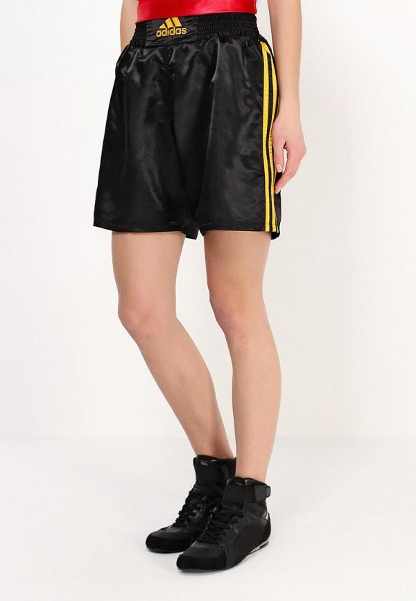 Мужские спортивные шорты Adidas Combat (Адидас Комбат) adiSMB01: изображение 11