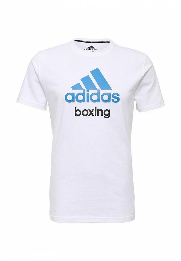 Футболка с коротким рукавом Adidas Combat (Адидас Комбат) adiCTB: изображение 1