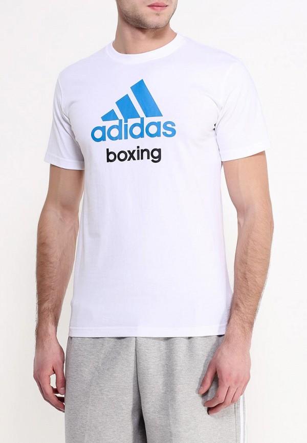 Футболка с коротким рукавом Adidas Combat (Адидас Комбат) adiCTB: изображение 3