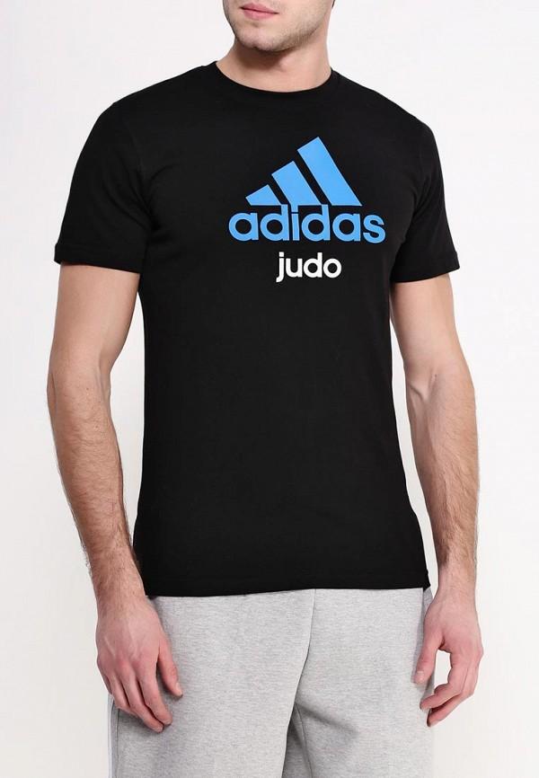 Футболка с коротким рукавом Adidas Combat (Адидас Комбат) adiCTJ: изображение 3