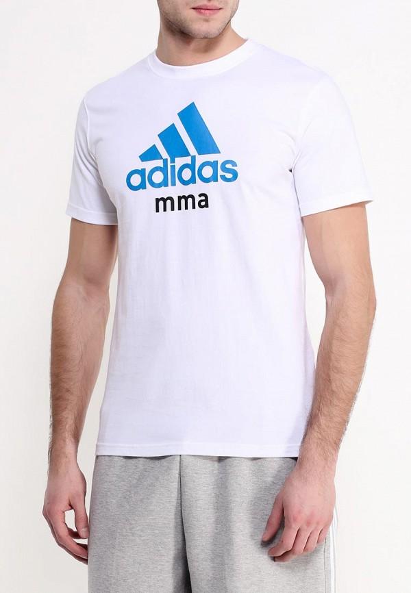 Футболка с коротким рукавом Adidas Combat (Адидас Комбат) adiCTMMA: изображение 3