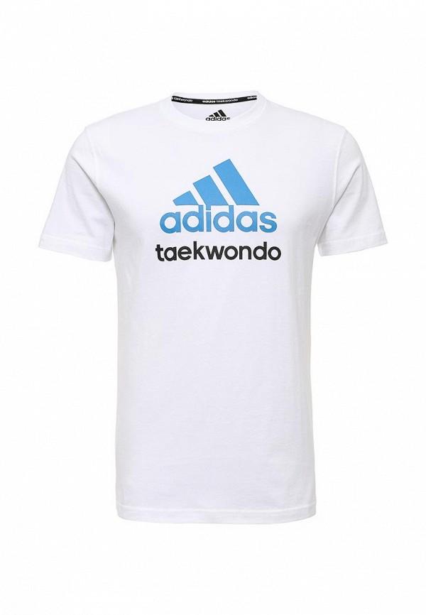 Футболка с коротким рукавом Adidas Combat (Адидас Комбат) adiCTTKD