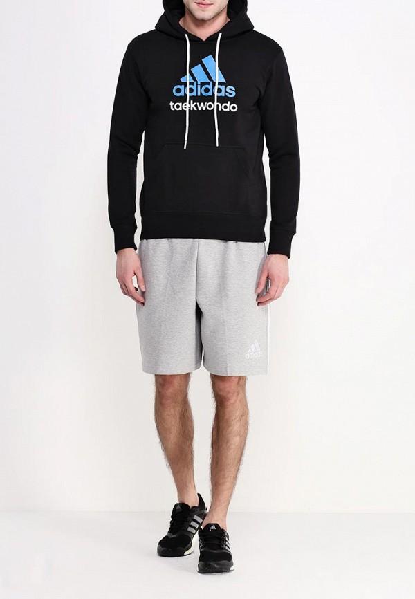 Мужские худи Adidas Combat (Адидас Комбат) adiCHTKD: изображение 2