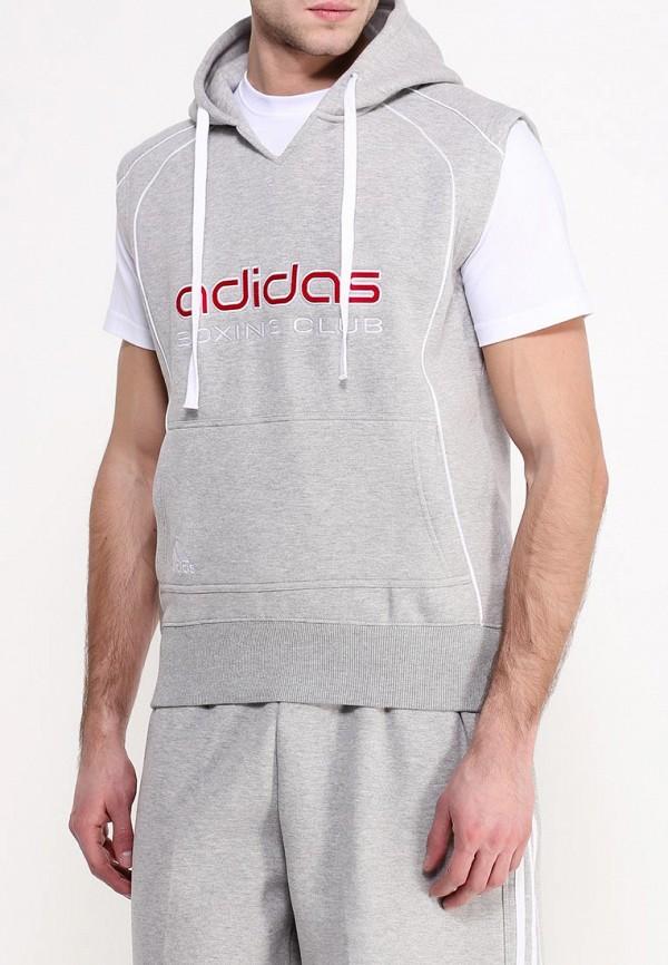 Мужские худи Adidas Combat (Адидас Комбат) adiTB081: изображение 3