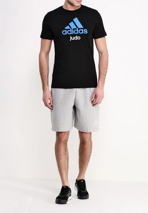 Мужские спортивные шорты Adidas Combat (Адидас Комбат) adiTB161: изображение 2