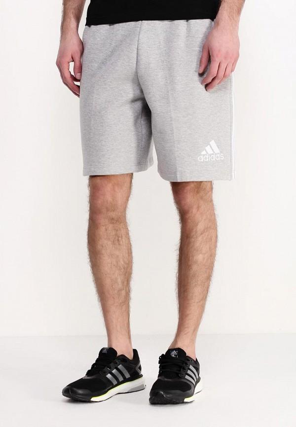 Мужские спортивные шорты Adidas Combat (Адидас Комбат) adiTB161: изображение 3