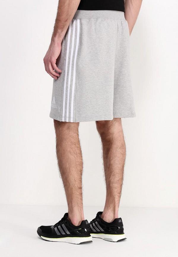 Мужские спортивные шорты Adidas Combat (Адидас Комбат) adiTB161: изображение 4