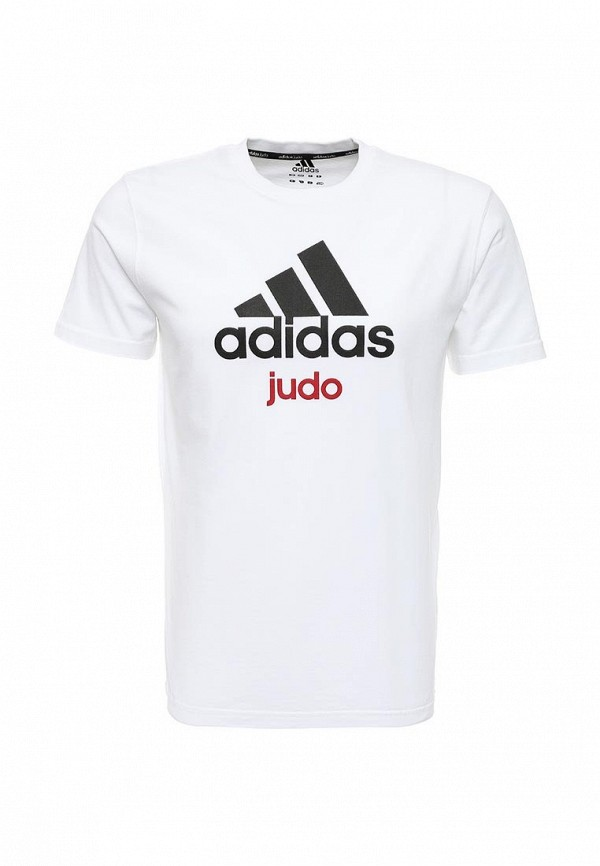 Футболка с надписями Adidas Combat (Адидас Комбат) adiCTJ