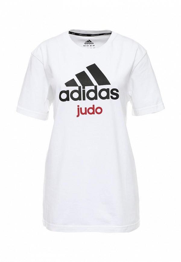Футболка с коротким рукавом Adidas Combat (Адидас Комбат) adiCTJ: изображение 2