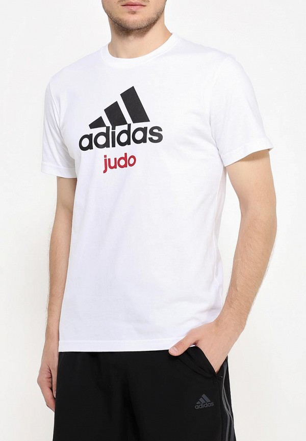 Футболка с коротким рукавом Adidas Combat (Адидас Комбат) adiCTJ: изображение 4