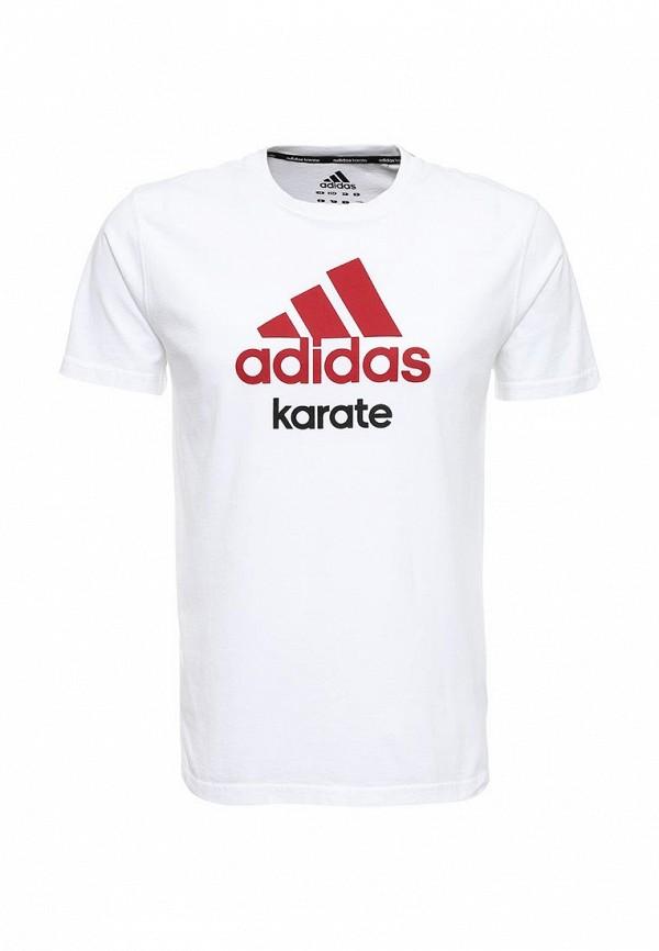 Футболка с надписями Adidas Combat (Адидас Комбат) adiCTK