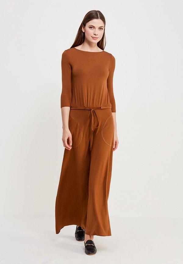Купить Платье Adzhedo, Adzhedo AD016EWAOMU8, коричневый, Весна-лето 2018