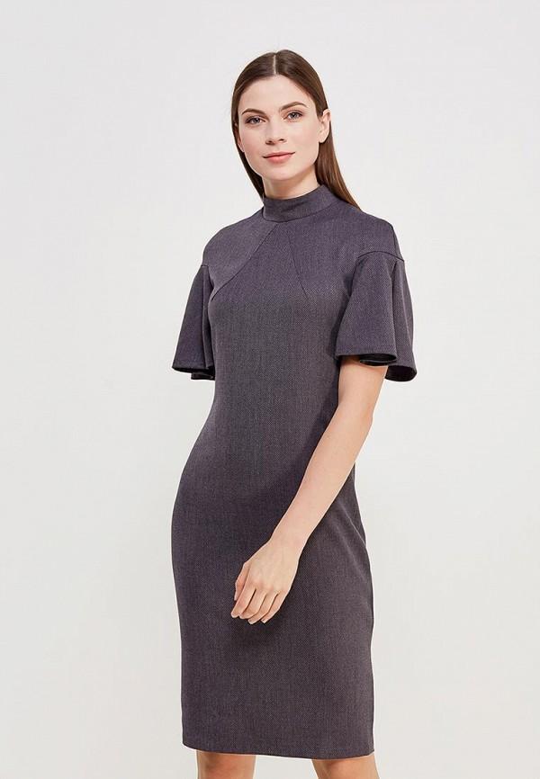 Купить Платье Adzhedo, Adzhedo AD016EWAOMU9, серый, Весна-лето 2018