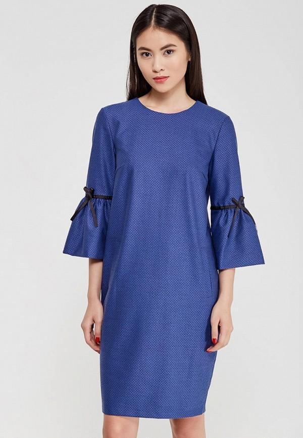 Купить Платье Adzhedo, Adzhedo AD016EWAOMV3, синий, Весна-лето 2018