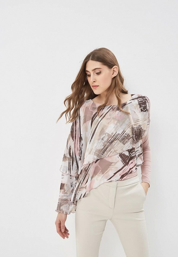 Купить Блуза Adzhedo, Adzhedo AD016EWBJWI1, розовый, Весна-лето 2018