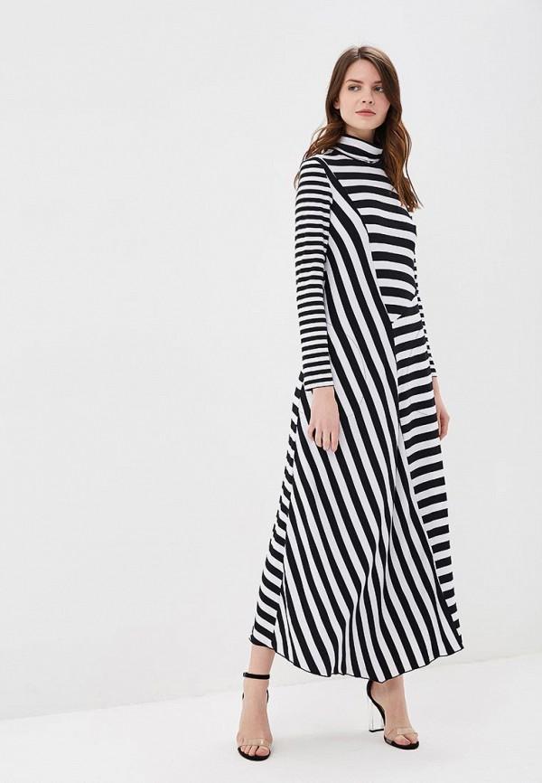 Платье Adzhedo, Adzhedo AD016EWBMEK2, черный, Весна-лето 2018  - купить со скидкой