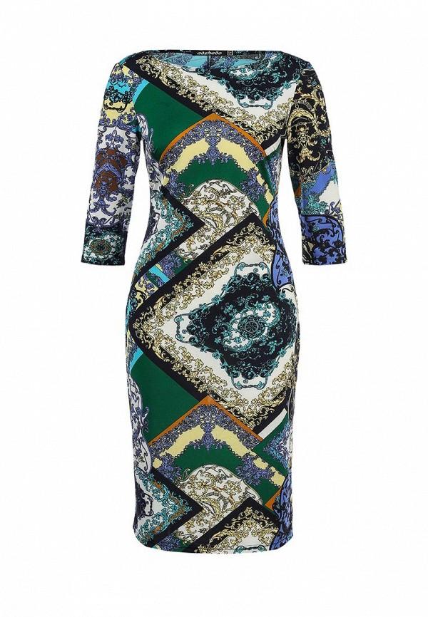 Платье-миди Adzhedo 40406: изображение 1