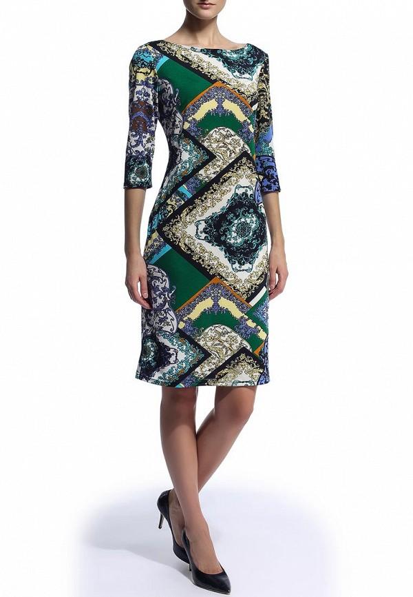 Платье-миди Adzhedo 40406: изображение 2
