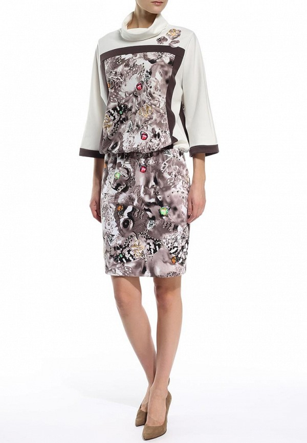 Повседневное платье Adzhedo 40445: изображение 3