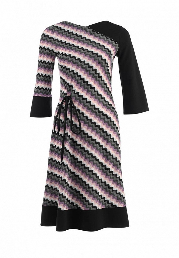 Платье-миди Adzhedo 40446: изображение 1