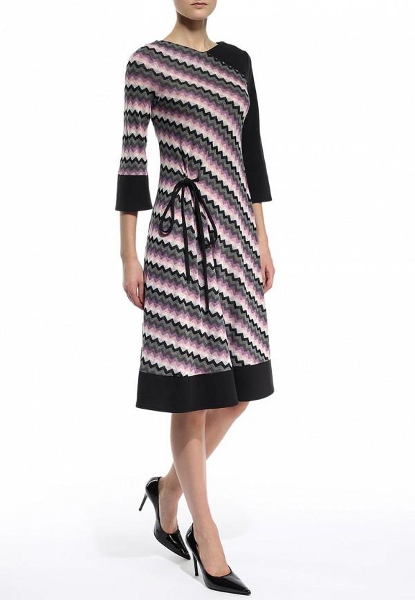 Платье-миди Adzhedo 40446: изображение 3