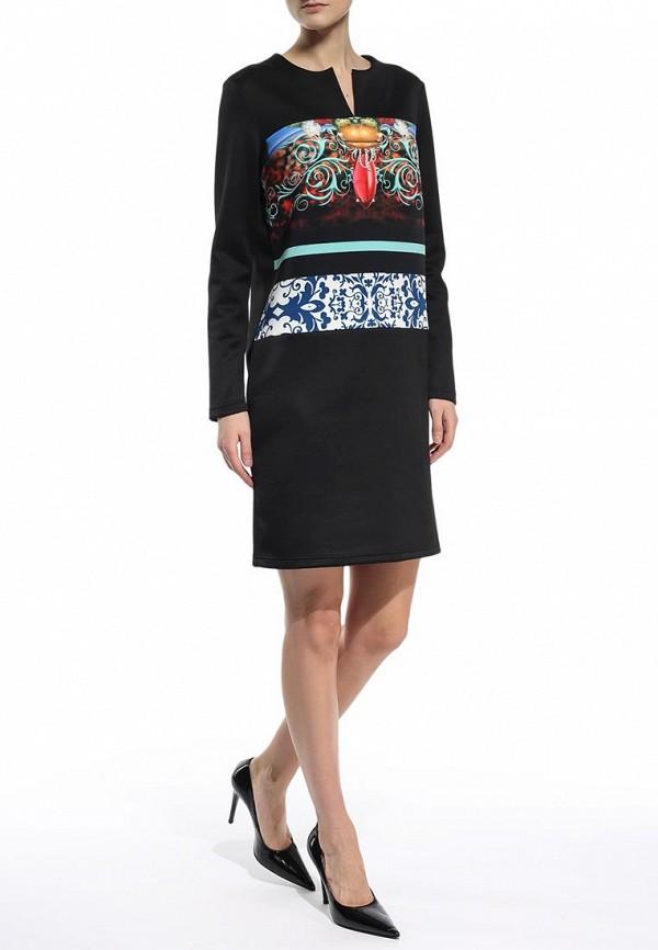 Платье-миди Adzhedo 40424: изображение 3