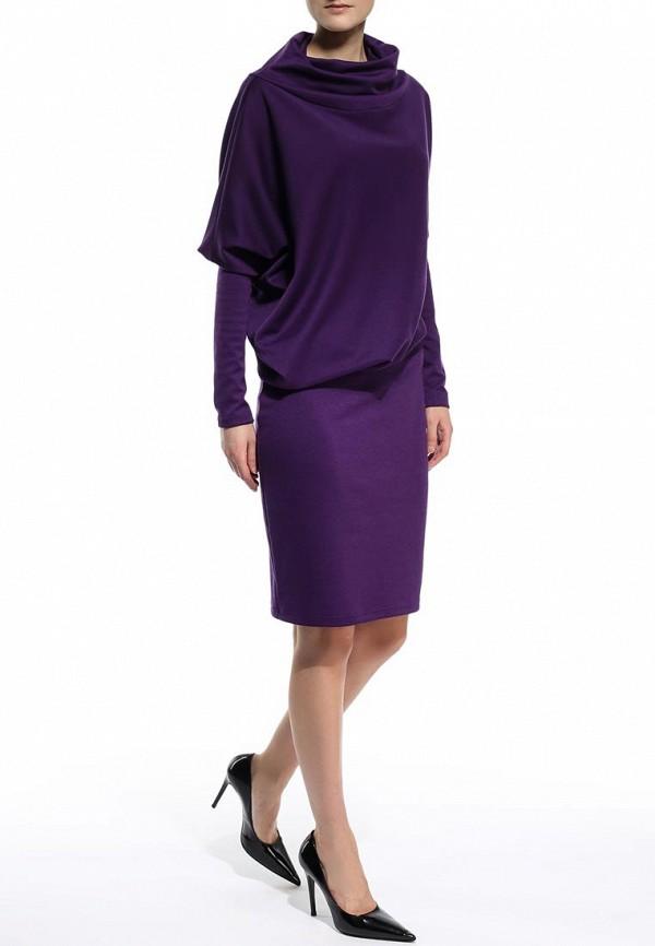 Платье-миди Adzhedo 40462: изображение 3
