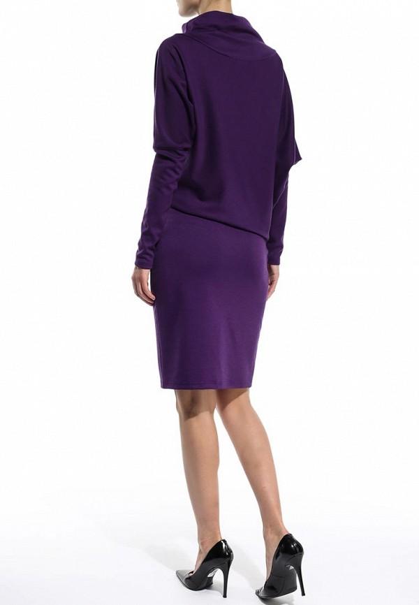 Платье-миди Adzhedo 40462: изображение 4