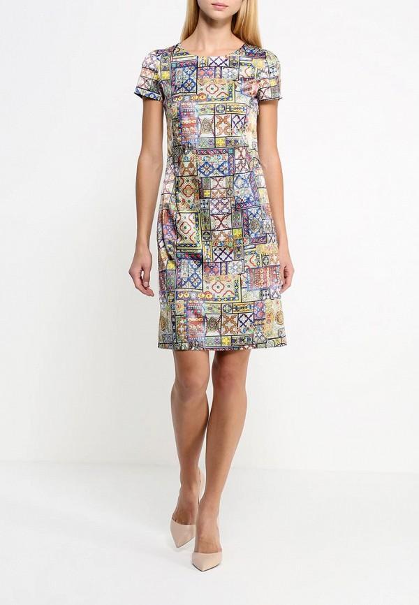 Платье-миди Adzhedo 40609: изображение 2