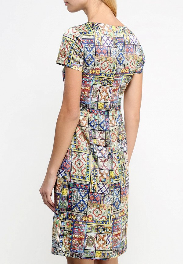 Платье-миди Adzhedo 40609: изображение 4
