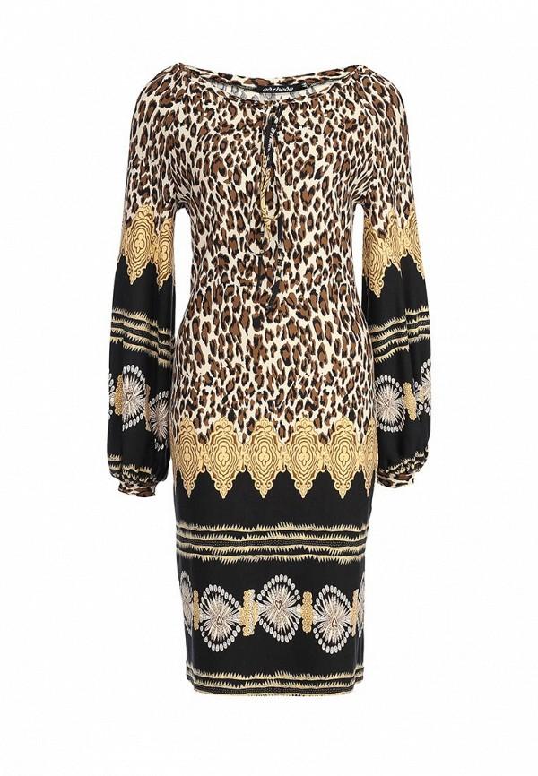 Платье-миди Adzhedo 40595: изображение 1