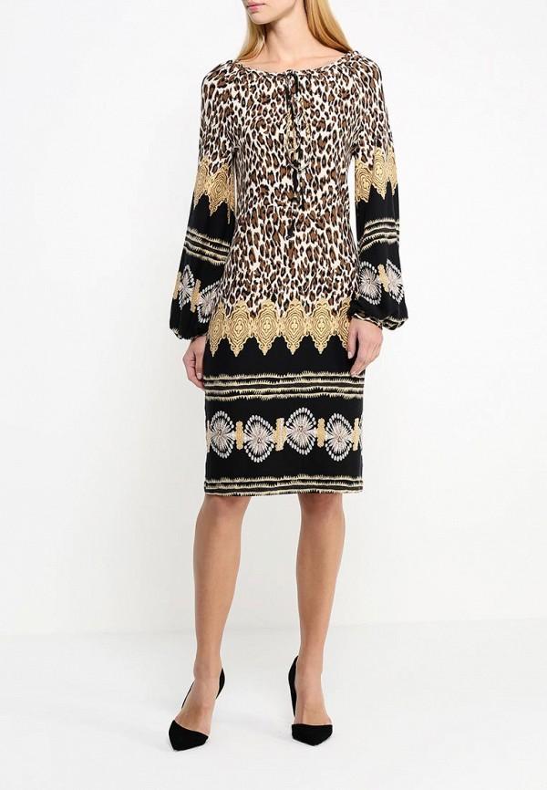 Платье-миди Adzhedo 40595: изображение 2