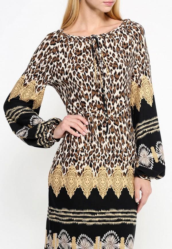 Платье-миди Adzhedo 40595: изображение 3