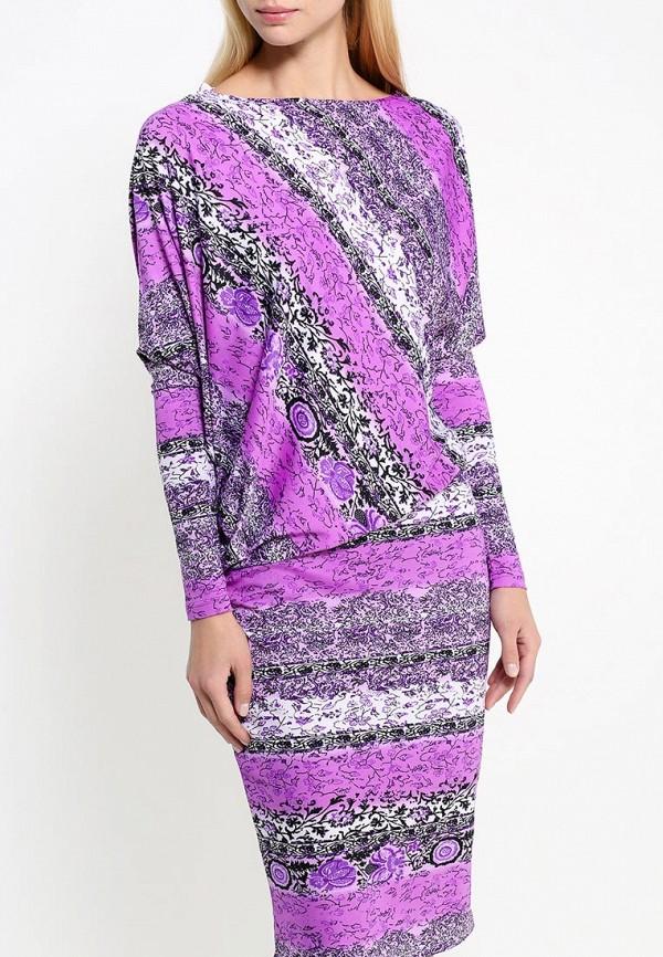 Платье-миди Adzhedo 40603: изображение 3