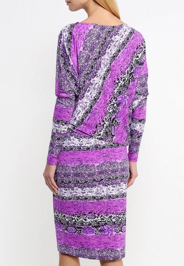 Платье-миди Adzhedo 40603: изображение 4