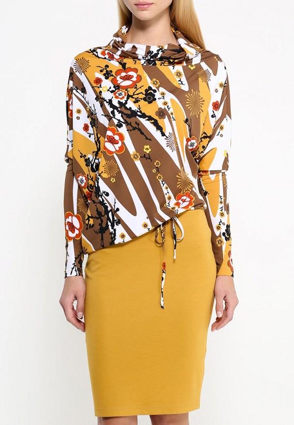Платье-миди Adzhedo 40608: изображение 3