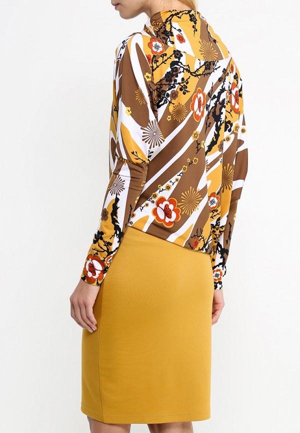 Платье-миди Adzhedo 40608: изображение 4