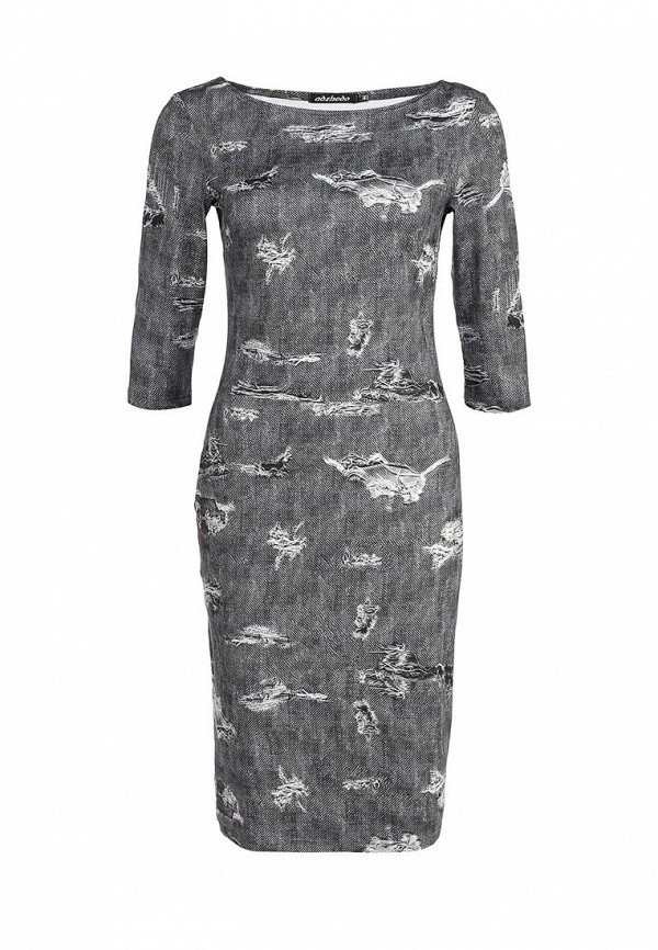 Платье-миди Adzhedo 40610: изображение 1