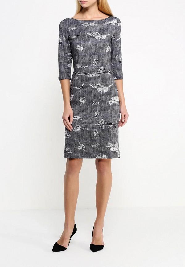 Платье-миди Adzhedo 40610: изображение 2