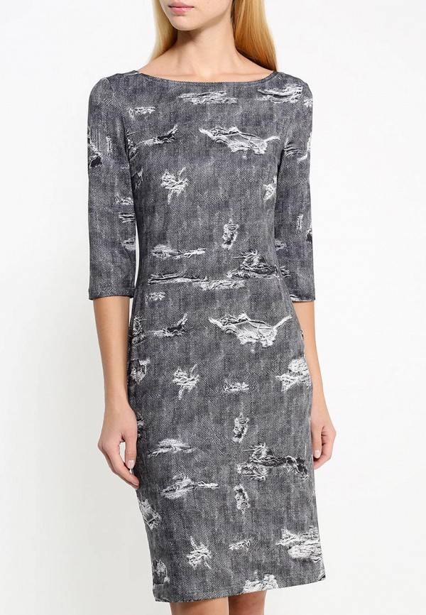 Платье-миди Adzhedo 40610: изображение 3