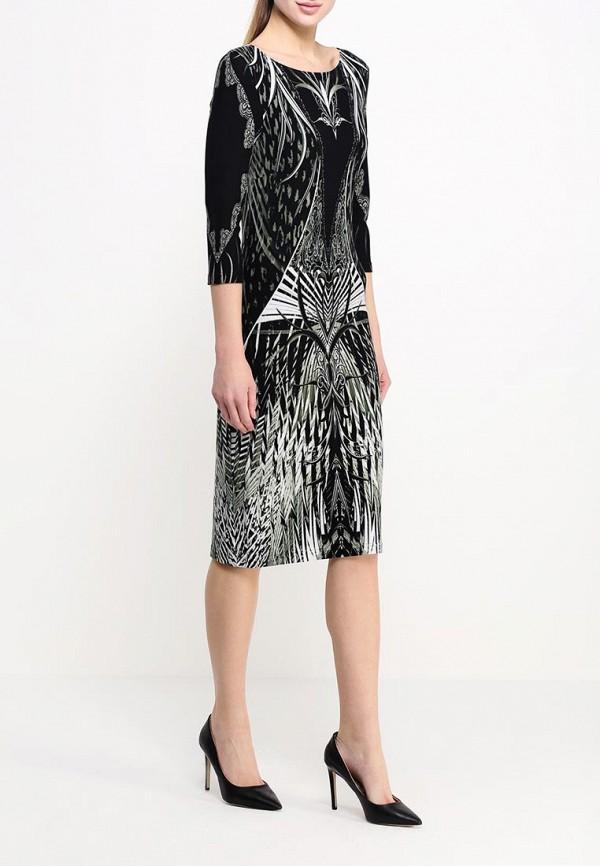Платье-миди Adzhedo 40653: изображение 3